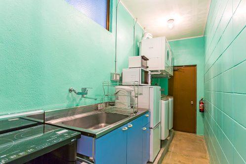 キッチン・ランドリースペース